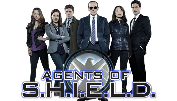 Marvel Agents Of Shield cover