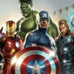 équipe de super héros exemple d'avengers