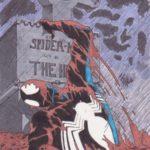 super héros et la mort, illustration