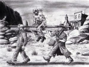 tricher illustration