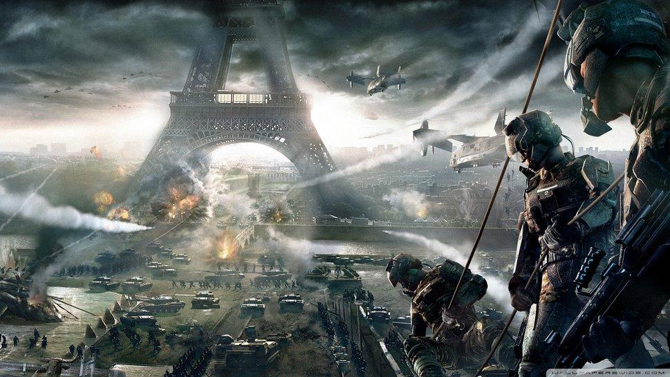Attaque sur Paris, table ouverte pour SuperSix