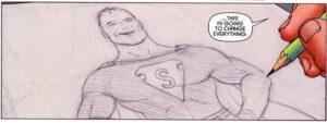 illustration création aventure pour supersix