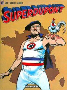 superdupont pour supersix illustration